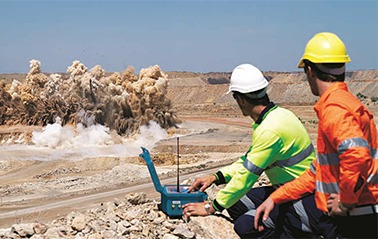 Orica rolls out latest digital technology
