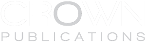 crown publications logo reversed