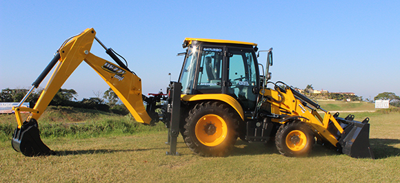 Dezzi launches new backhoe loader