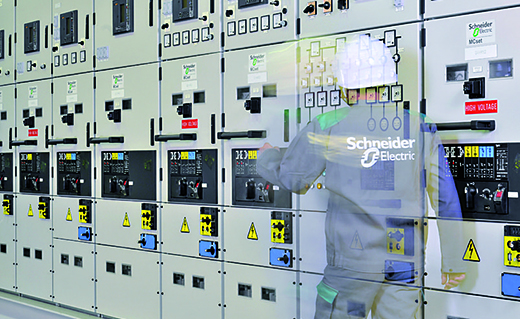 Schneider Electric SF61