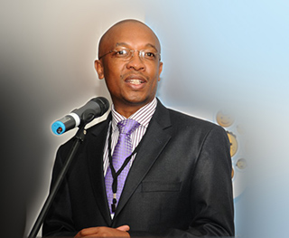 Executive Mayor Parks Tau