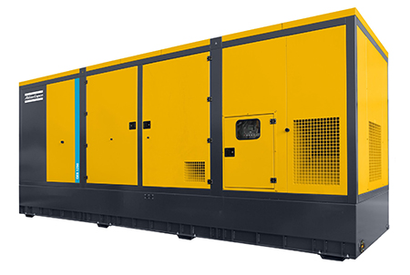 Atlas Copco Power Technique QES diesel generator