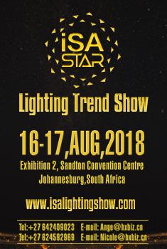 iSA Lighting Show