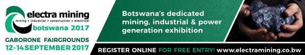 Electra Mining Botswana 2017