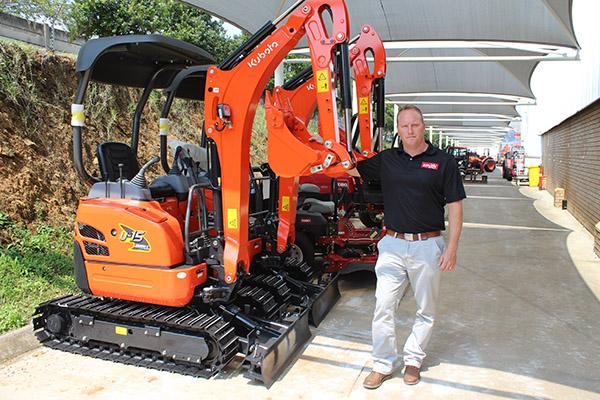 Tlb Versus Compact Excavator