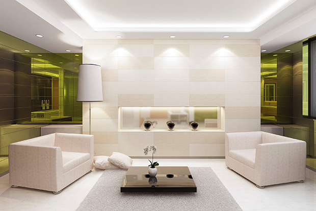 How To Light A Lounge