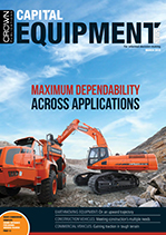 Capital Equipment News March 2018