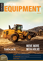 Capital Equipment News August 2019
