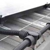 Cable protection for PV installations